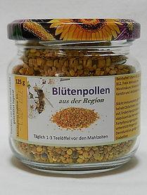 imker in calw_blueten pollen aus region.