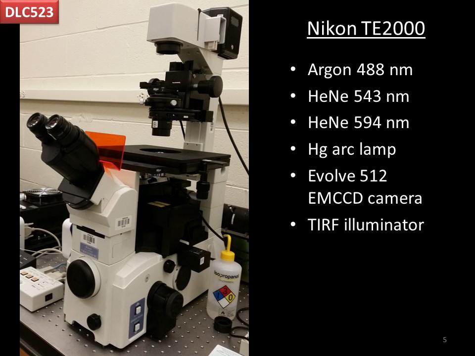 Nikon TE2000