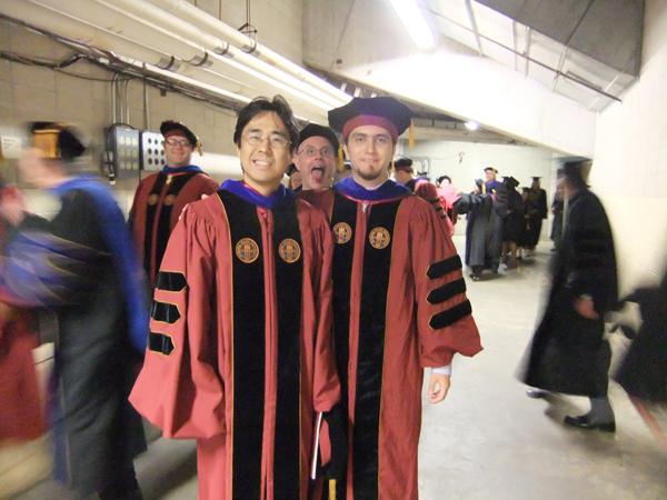 2012 Grad Blooper