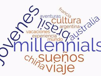 Millennials: la generación de jóvenes viajeros