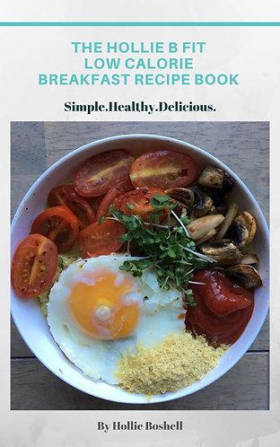 Hollie B Fit Breakfast Recipes