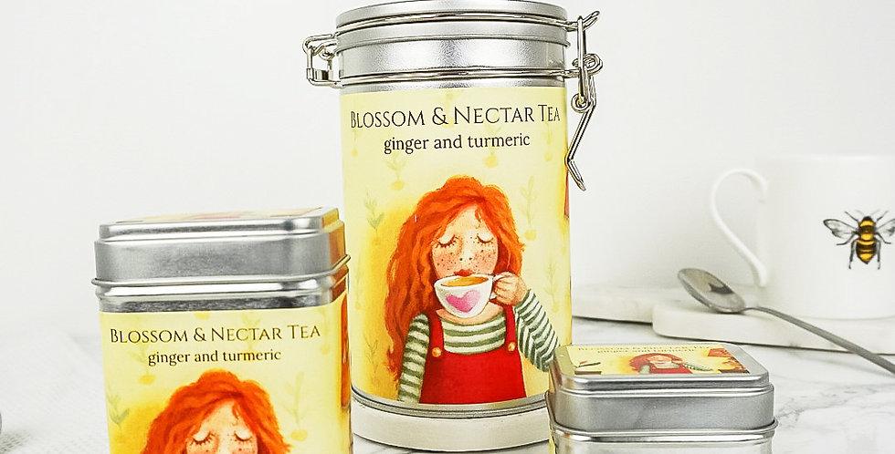 Ginger & Turmeric Loose Tea