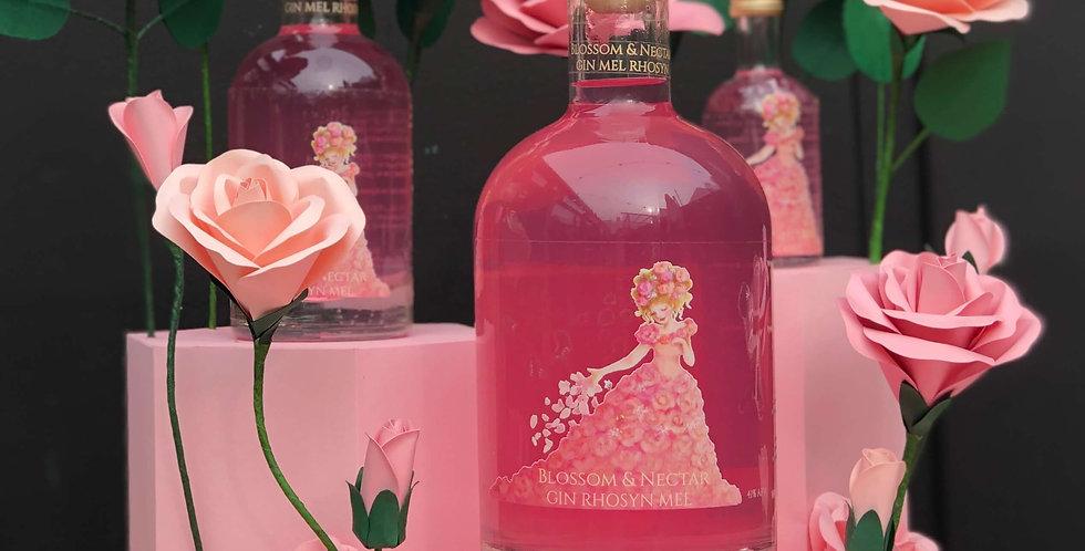 20cl Mel Rhosyn Gin (Wholesale)