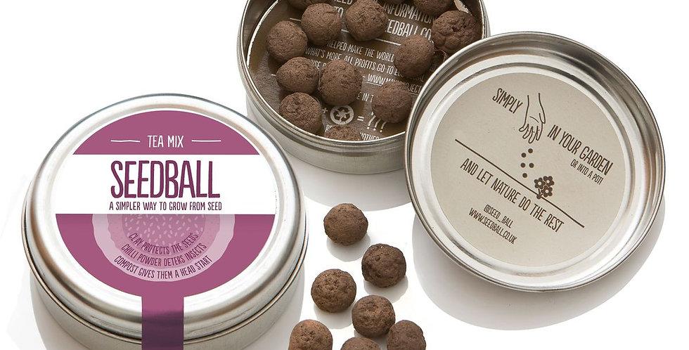 Tea Mix Seed Balls