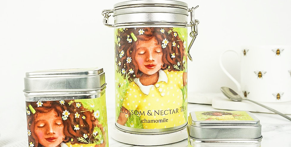 Chamomile Flower Infusions