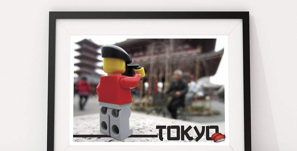 Tokyo, by The Travels of Roo
