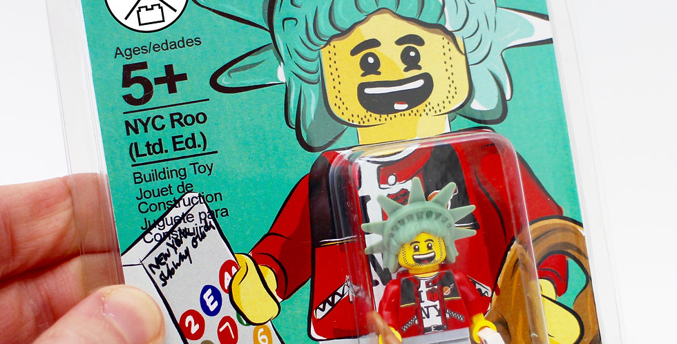 NYC Roo - Limited Edition Minifigure