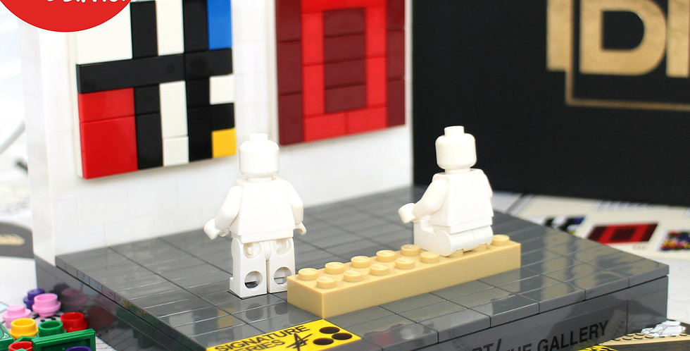 Build-Your-Own Art - The Gallery Model