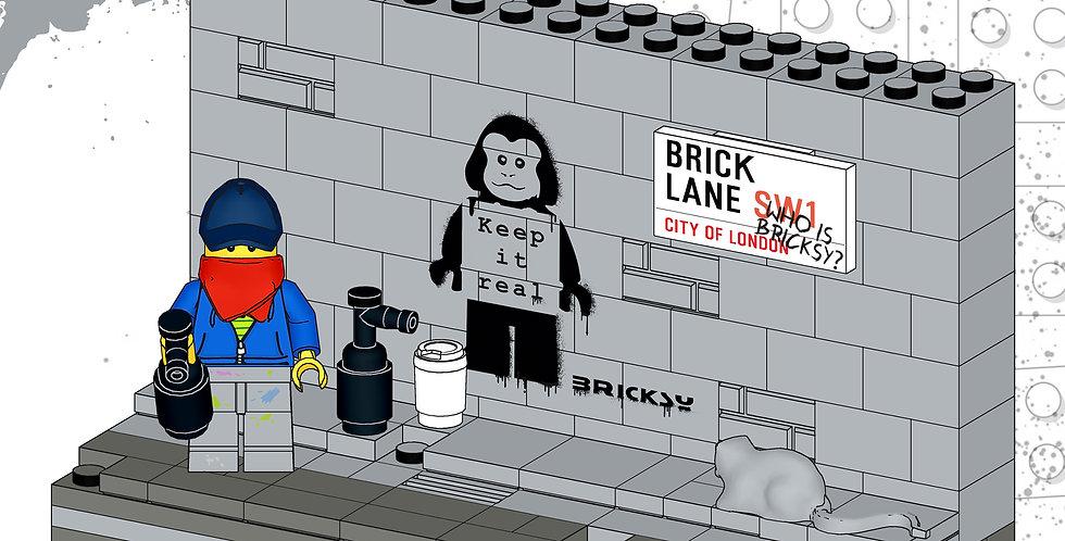 Art MOC S1: Bricksy