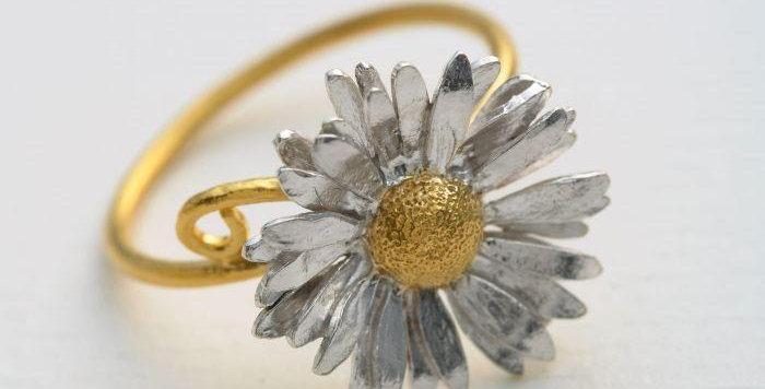 Big Daisy Ring
