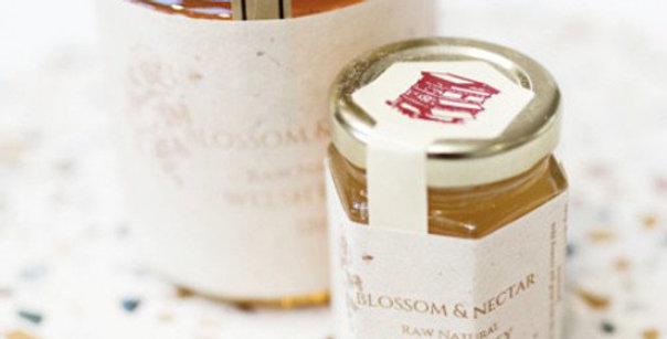 Raw Welsh Free-Range Honey