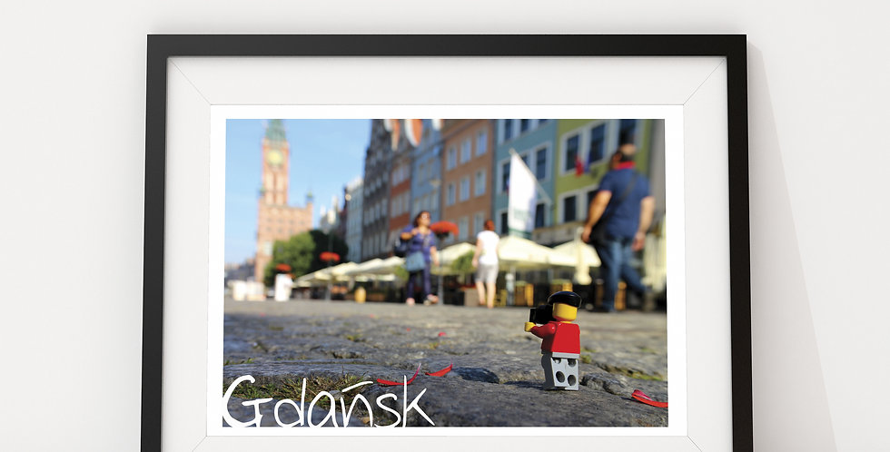 Gdansk, by The Travels of Roo