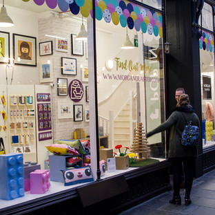 Pop Up Shop, Cardiff