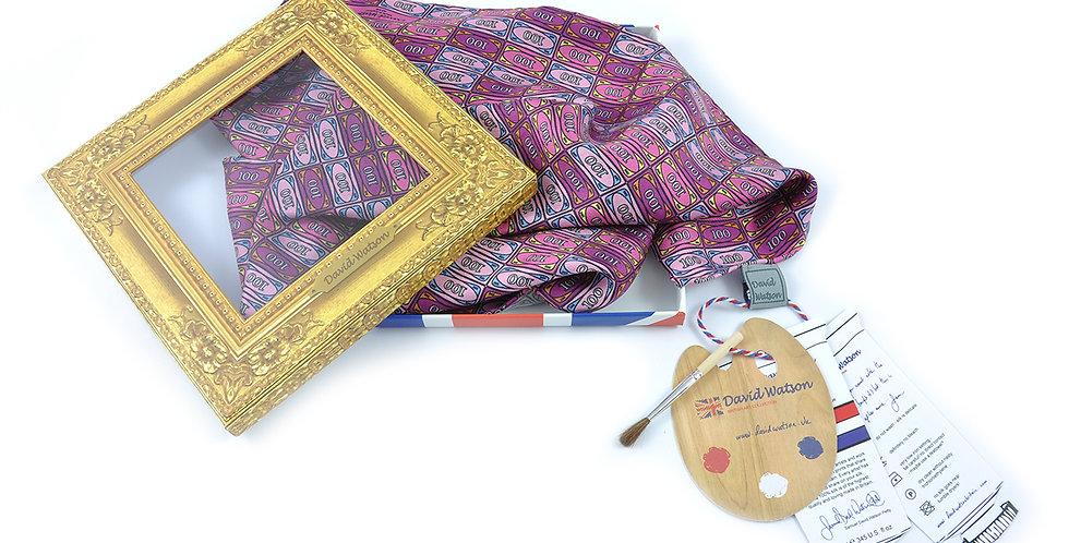 Printing Money - Silk Pocket Square