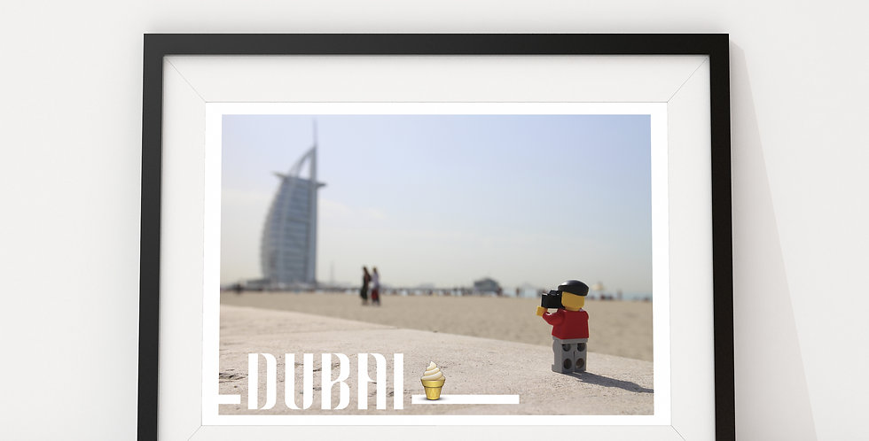 Dubai (Burj Al Arab), by The Travels of Roo