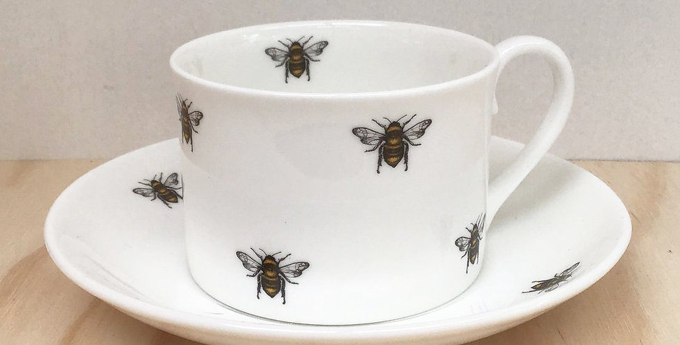 China Cup and Saucer  (Wholesale)