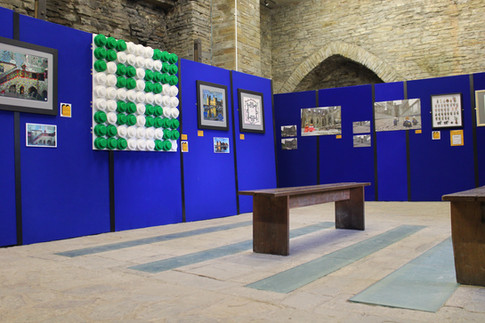 Cadw Project, Wales