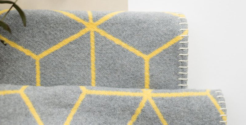 Recycled Cotton Blanket by Atlantic Blankets