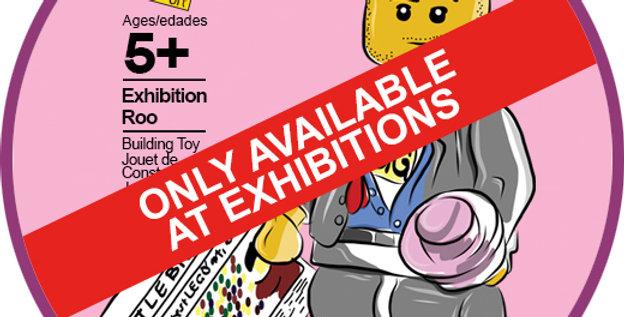Exhibition Roo Minifigure