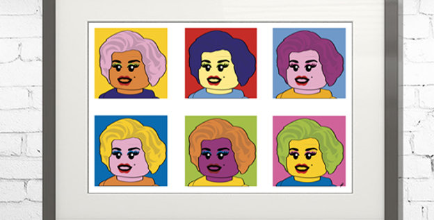 The Many Faces of Marilyn
