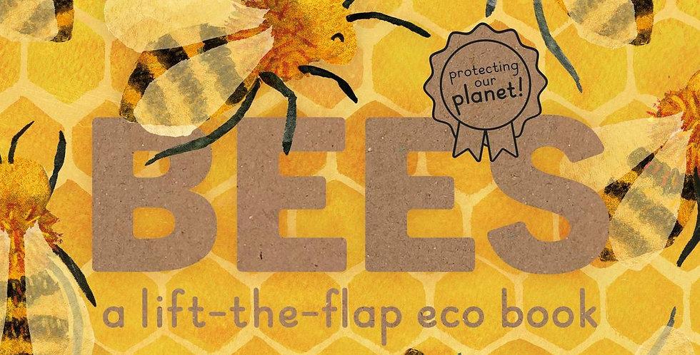Bees: A Lift-the-Flap Eco Book (Ladybird Eco Books)
