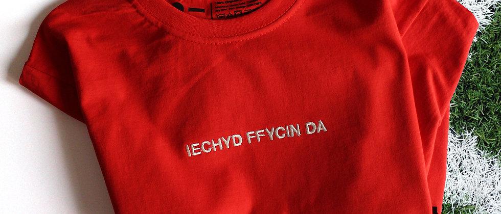 IECHYD FFYCIN DA