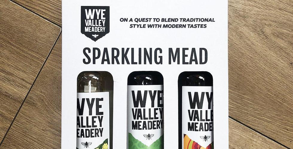 Wye Valley Triple box