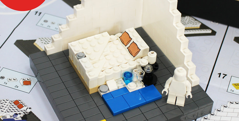 Build-Your-Own Art - The Bed Model