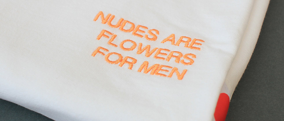 NUDES ARE FLOWERS FOR MEN