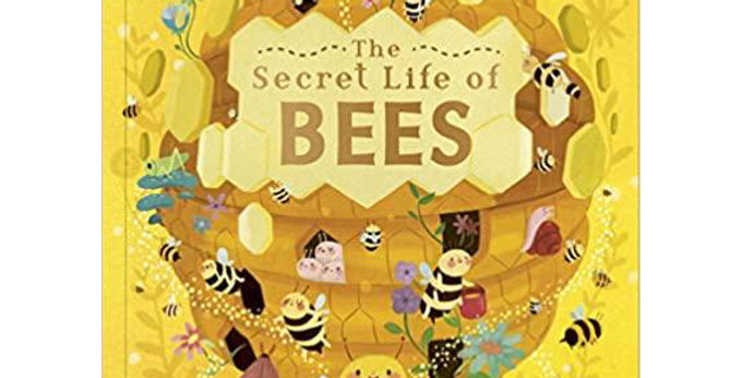 The Secret Life of Bees: Meet the bees of the world. Hardcover