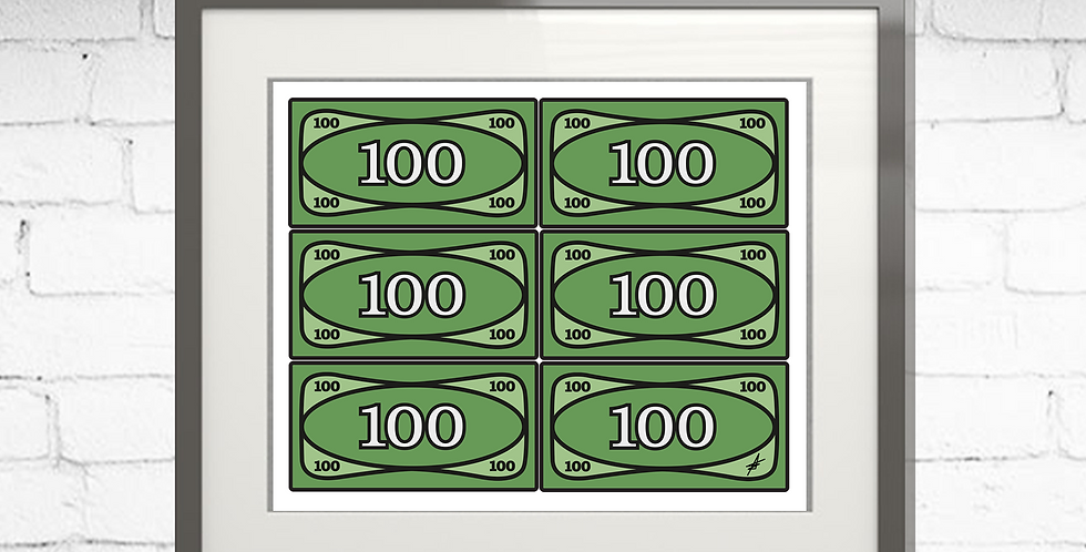 Mini-Printing Money I