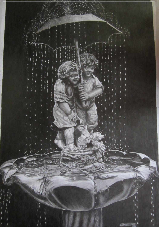 la fontaine des enfants