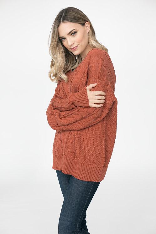Cleo Sweater Pre-Sale