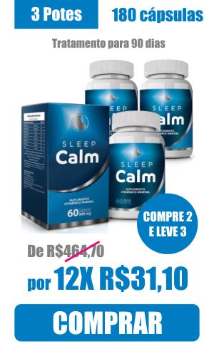 Comprar Sleep Calm