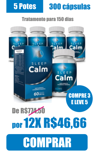 Comprar Sleep Calm