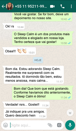 Sleep Calm funciona