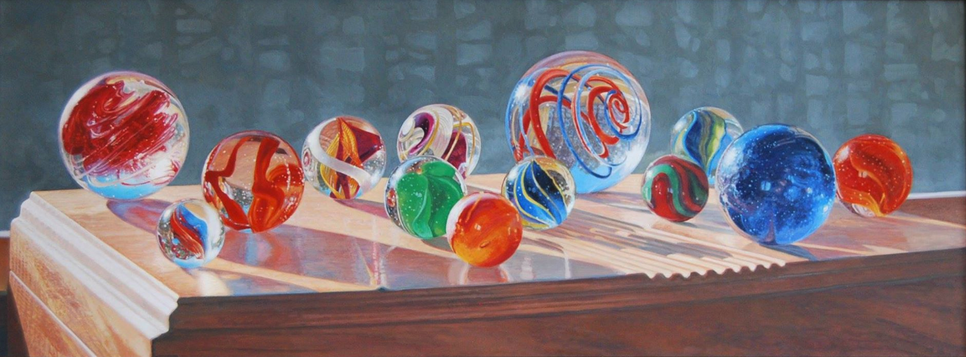 Modern Marbles