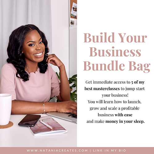 Build Your Business Bag