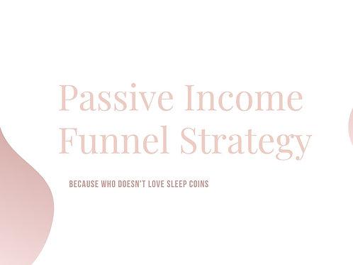 Passive Income Masterclass