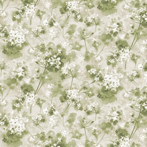 Flower 100% Cotton