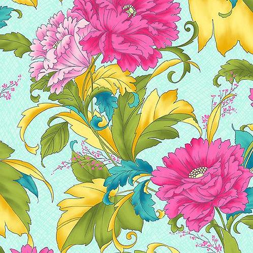 Floral 100% Cotton