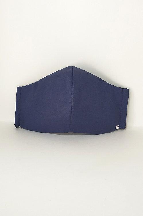 Jean Blue Mask.  Includes Polypropylene  Insert.