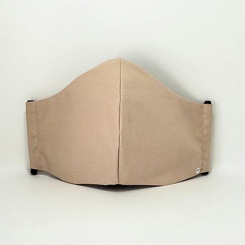 Beige Mask. Includes Polypropylene Insert.