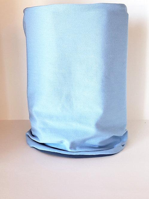 Reversible Blue Cylinder Mask