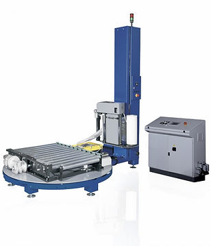 Full Automatic Stretch Wrapping Machine