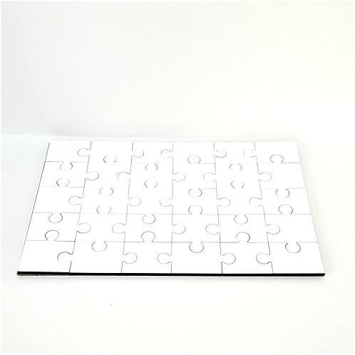 30 Piece Solid Puzzle