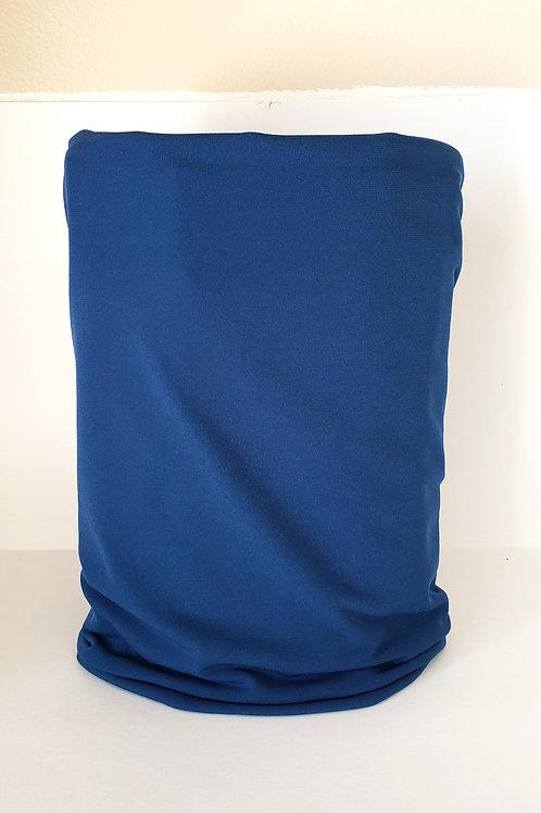 Deep Blue Cylinder Mask