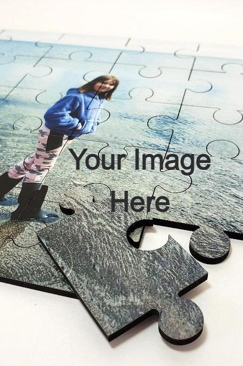 30 Piece Custom Puzzle