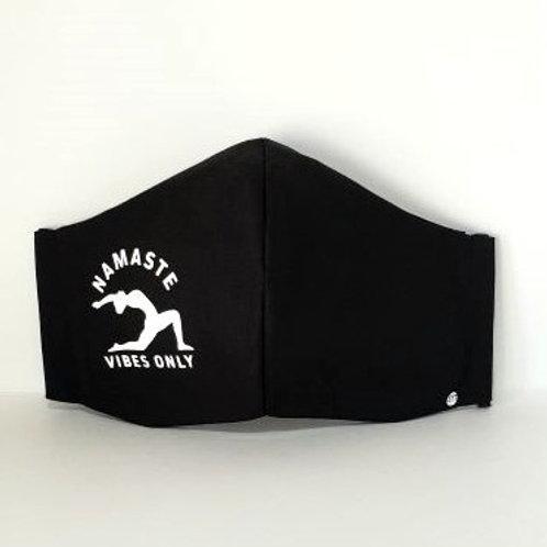 Namaste Masks.  Includes Polypropylene  Insert.