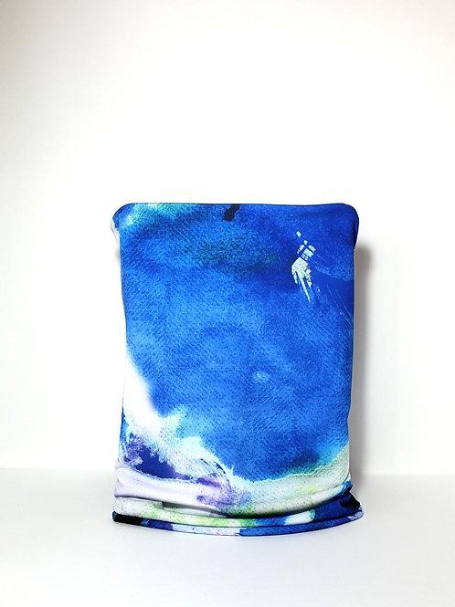 Blue Ocean Cylinder Mask